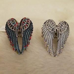 Fashion Angel Wings Ring